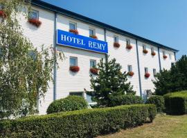 Hotel Remy, hotel poblíž Mezinárodní letiště M. R. Štefánika – Bratislava - BTS, Bratislava