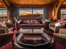 Skotel Alpine Resort, hotel in Whakapapa Village