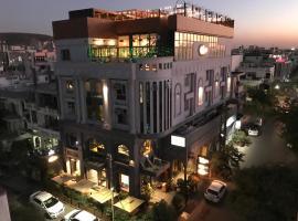 Hotel Kings Corner, hotel in Raja Park, Jaipur