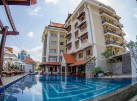 Kampong Thom Palace Hotel, hotel in Kompong Thom