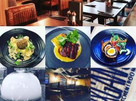 Oxgang Kitchen Bar & Rooms, hotel near Stirling Castle, Grangemouth