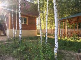 Жилой дом в Сергиевом Посаде, holiday home in Sergiyev Posad