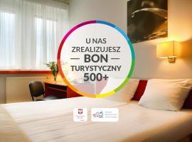 Focus Hotel Bydgoszcz, hotel in Bydgoszcz