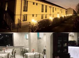 Hotel Rigolfo, hotell i Moncalieri
