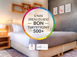 Focus Hotel Premium Sopot, hotel near Crooked House, Sopot