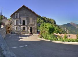 Hostellerie du Randonneur, hotel v destinaci Rimplas