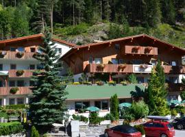Hotel Pettneuerhof, Hotel in Pettneu am Arlberg
