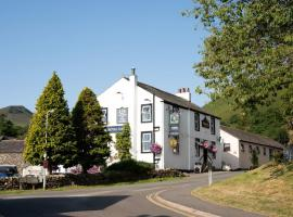 The Royal Oak, Braithwaite, guest house in Keswick
