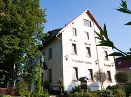 Pension Schmiedeschänke, Hotel in der Nähe von: Festspielhaus Hellerau, Dresden