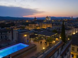 Hotel Kraft, hotel with pools in Florence