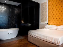 Boutique Centrale Palace Hotel, hotel in Via del Corso, Rome