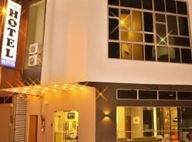 Senrose Hotel Kuantan, hotel in Kuantan