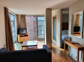 Luxury city centre Apartment with Smart TV and Netflix, Hockley, Nottingham, hotel near intu Broadmarsh, Nottingham