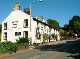 Stanley Arms Hotel, hotel in Seascale