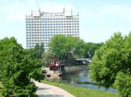 Hotel Gromada Pila, hotel in Piła