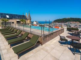 Catalonia Donosti, hotel con piscina en San Sebastián