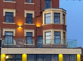 The Berkeley, pet-friendly hotel in Blackpool