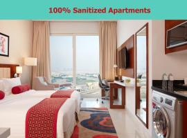 Treppan Hotel & Suites By Fakhruddin, hotel near Dubai Sports City, Dubai