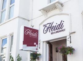 The Heidi Bed & Breakfast, hotel near Wayfarers Shopping Arcade, Southport