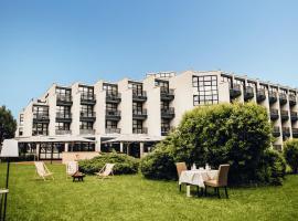 Parkhotel Brunauer, hotel v destinácii Salzburg