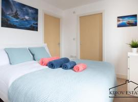Poseidon Apartment - 1 Bed Flat - Heart of Town, apartment in Southampton