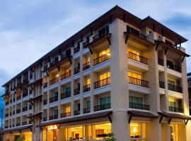 City Inn Vientiane, hotel in Vientiane