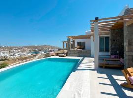 Odyssey Mykonos, hotel a Ornos