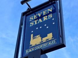 The Seven Stars, hotel near Hagley Hall, Stourbridge