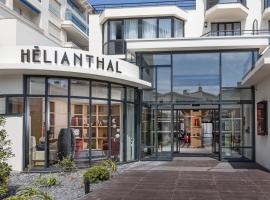 Hôtel & Spa Hélianthal by Thalazur, hôtel à Saint-Jean-de-Luz