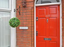 Townhouse @ Earle Street Crewe, hotel in Crewe