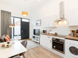 Stylish Executive Apartment, Coventry City Centre, hotel near SkyDome Arena, Coventry