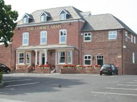 The Corbet Arms, hotel near Shrewsbury College of Arts and Technology, Shrewsbury