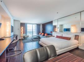 High Rise Condo, serviced apartment in Las Vegas