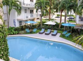 Coral Reef at Key Biscayne, hotel em Miami