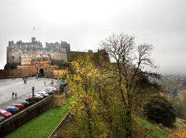 Castle View 2 Bedroom Apartment, hotel in Edinburgh