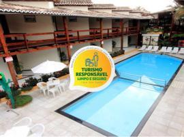 Hotel Adriattico, hotel perto de Reserva Indígena da Jaqueira, Porto Seguro