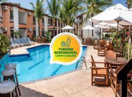 Arraial do Sol Beach Hotel, hotel in Arraial d'Ajuda