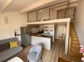 Les Gabians T3 Duplex 65m2 vue mer, apartment in Cassis