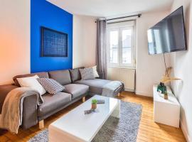 Chaleureux appartement Brest Centre, appartement à Brest