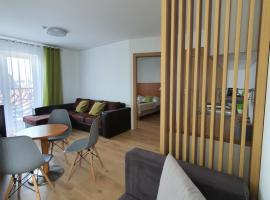 Villa - Łeba – hotel w pobliżu miejsca Hala Sportowa w Łebie