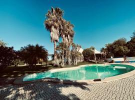 Quinta das Tílias, hotel near Badoca Safari Park, Santiago do Cacém