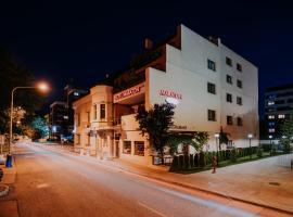 Boutique Hotel Maraton, отель в Кошице