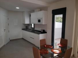 New Apartment in the Center-Terrace & Free Parking
