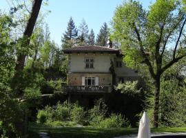 Hostellerie Restaurant Les Gorges de l'Aveyron, hôtel à Bruniquel