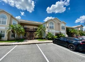 Grand Deluxe Condo 3BD Apartmento Disney Parks, apartment in Kissimmee