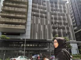 New hope Hostel, farfuglaheimili í Kuala Lumpur