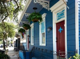 Blue60 Guest House, guest house in New Orleans