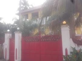 MashaAllah House, отель в городе Migombani