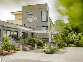 Viesnīca Hotel Garni Toscanina - Adults Only pilsētā Bādrādkersburga