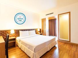 Viva Hotel Songkhla, hotel in Songkhla